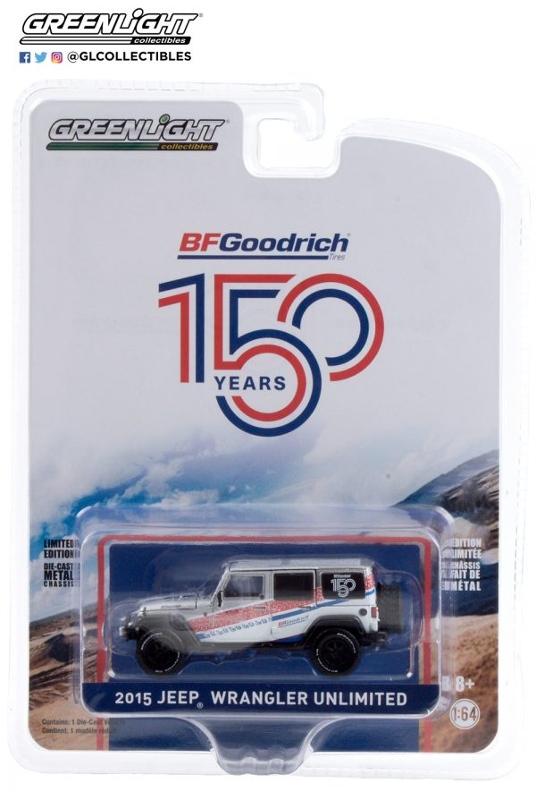 28040 c 2015 jeep wrangler unlimited bfgoodrich 150th anniversary pkg b2b - 2015 Jeep Wrangler Unlimited - BFGoodrich 150th Anniversary---Anniversary Collection Series 11