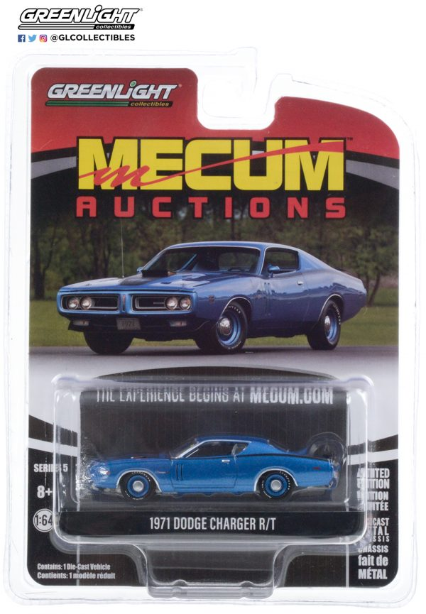 37210 d 1971 dodge charger rt pkg b2b - 1971 Dodge Charger R/T (Dallas 2019 Lot #F137)