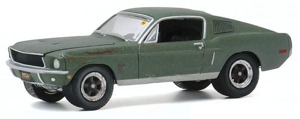 37210a - 1968 Ford Mustang GT 'Bullitt' (Kissimmee 2020 Lot #F150)