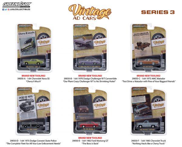 "39050 vintage ad cars series 3 group pkg b2b - 1973 AMC Matador ""Test drive a Matador with five of your biggest friends"""