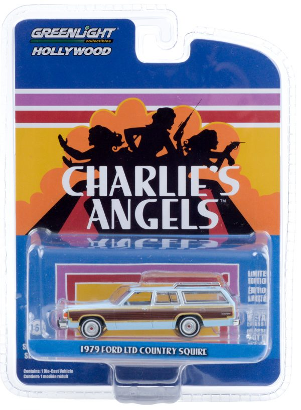 44890 e charlies angels 1979 ford ltd country squire pkg b2b - 1979 Ford LTD Country Squire - Charlie's Angels (TV Series, 1976-81)