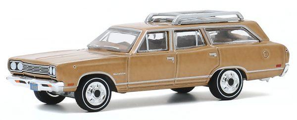 44890b - Carol Brady's 1969 Plymouth Satellite Station Wagon - The Brady Bunch (TV Series, 1969-74)