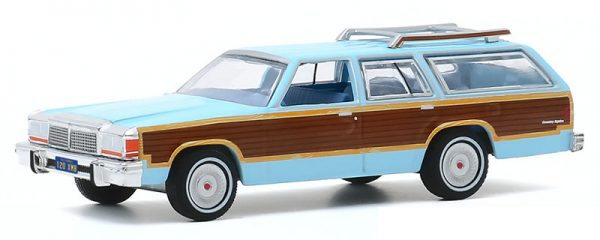 44890e - 1979 Ford LTD Country Squire - Charlie's Angels (TV Series, 1976-81)