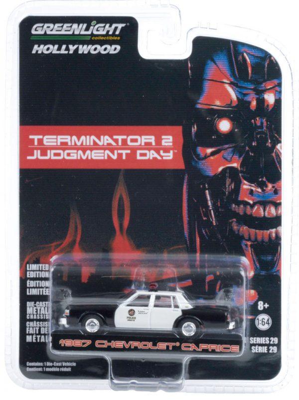 44890f1 - 1987 Chevrolet Caprice Metropolitan Police -Terminator 2: Judgement Day(1991)