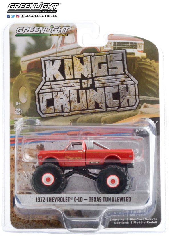 49070 b texas tumbleweed 1972 chevrolet c 10 monster truck pkg b2b - Texas Tumbleweed - 1972 Chevrolet C-10 Monster Truck