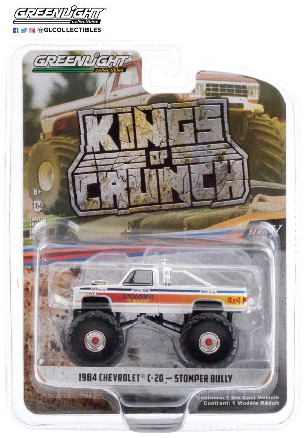 49070 c stomper bully 1984 chevrolet c 20 monster truck pkg b2b - Stomper Bully - 1984 Chevrolet C-20 Monster Truck