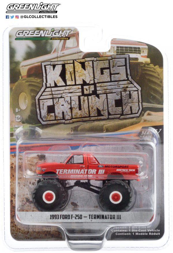49070 e terminator iii 1993 ford f 250 monster truck pkg b2b - Terminator III - 1993 Ford F-250 Monster Truck
