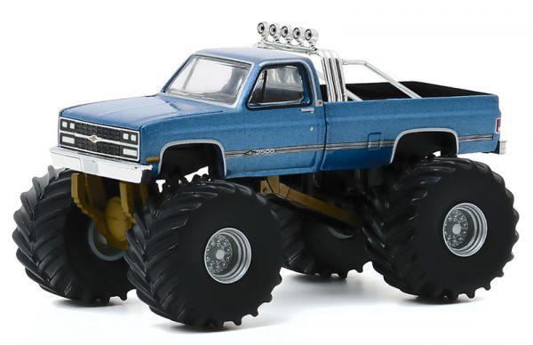 49070a - Maiden America - 1977 Chevrolet K-10 Monster Truck