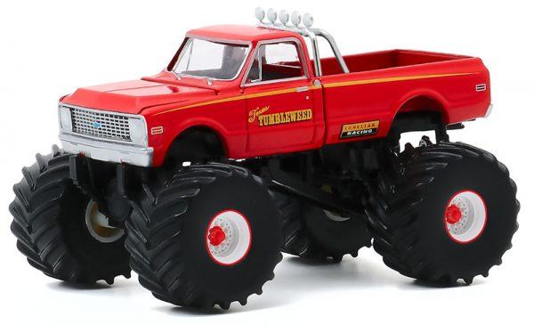 49070b - Texas Tumbleweed - 1972 Chevrolet C-10 Monster Truck