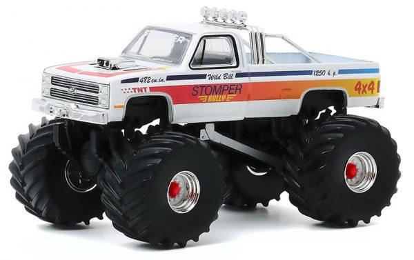 49070c - Stomper Bully - 1984 Chevrolet C-20 Monster Truck