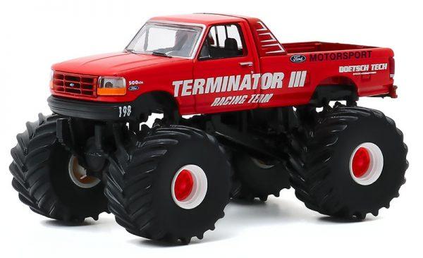 49070e - Terminator III - 1993 Ford F-250 Monster Truck