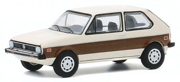 30000 e - 1977 Volkswagen Rabbit with Woody Graphics