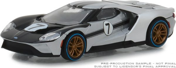 13220b - 2017 FORD GT - #7 - HERITAGE RACING SERIES 2 - SILVER