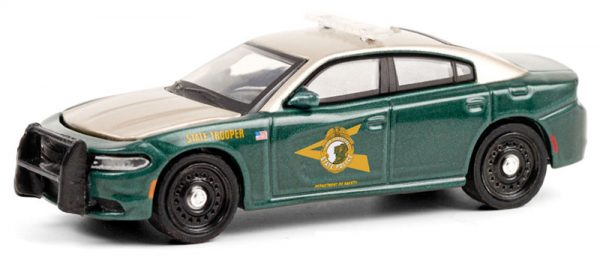 42930e - 2018 Dodge Charger - New Hampshire State Police - Hot Pursuit Series 36