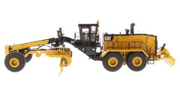 85552b - Caterpillar 24 Motor Grader - High Line Series