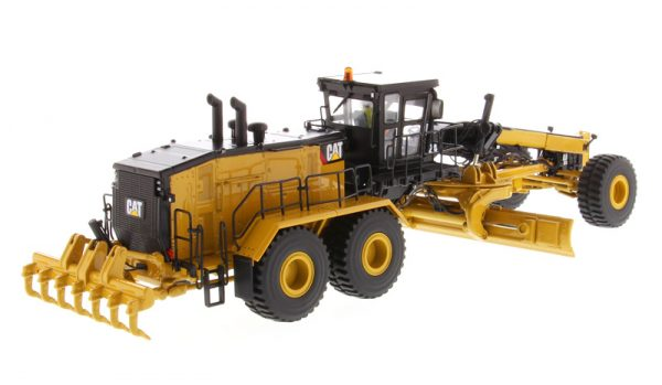 85552d - Caterpillar 24 Motor Grader - High Line Series