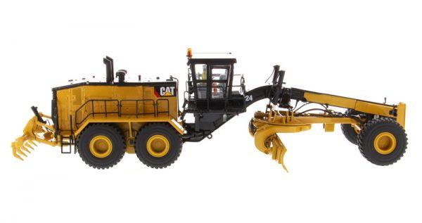 85552f - Caterpillar 24 Motor Grader - High Line Series