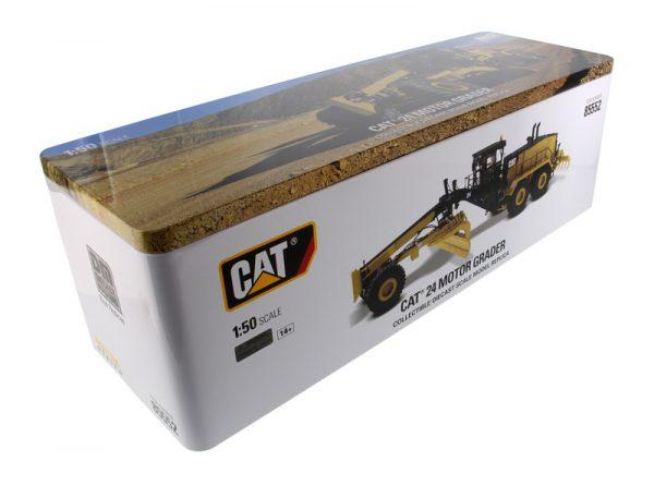 85552j - Caterpillar 24 Motor Grader - High Line Series