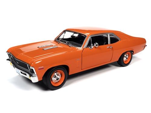 amm1226 2 - 1970 Chevy Nova SS 396 1:18 Scale