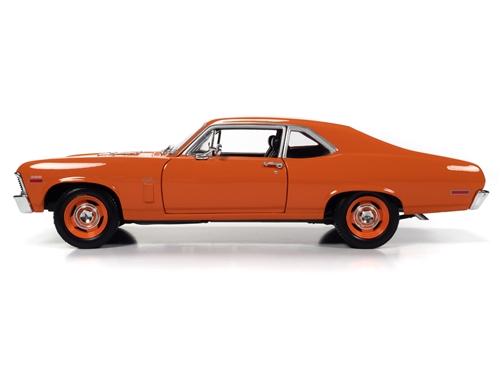 amm1226 4 - 1970 Chevy Nova SS 396 1:18 Scale