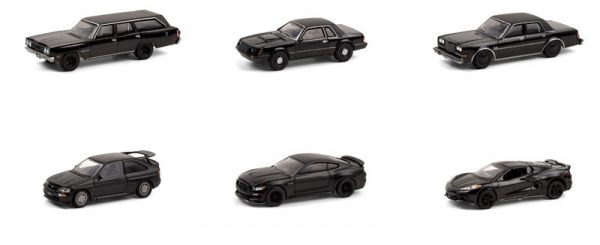 28050 case - 2020 Chevrolet Corvette C8 Stingray - Black Bandit Series 24
