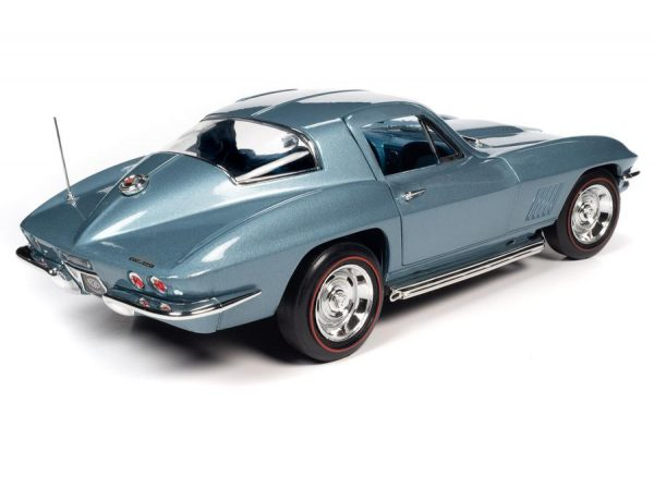 amm1241 67corvette 1stprepro - 1967 CHEVROLET CORVETTE HARDTOP (MCACN)