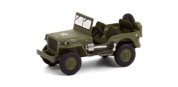 44900 a - 1942 Willys MB Jeep-- M*A*S*H (1972-83 TV Series)