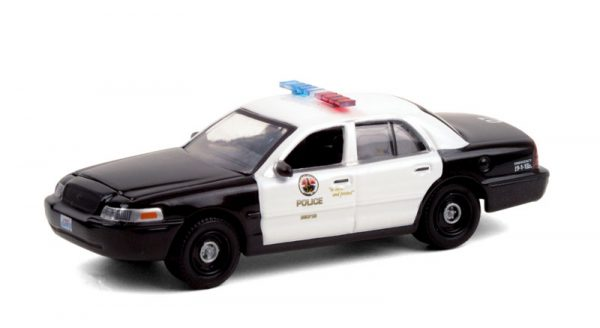 44900f - 2008 Ford Crown Victoria Police Interceptor - Los Angeles Police Department (LAPD)-- The Rookie (2018-Current TV Series)