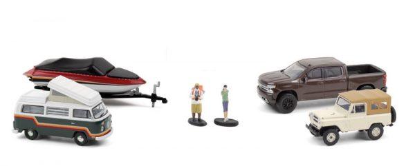 58056 - The Great Outdoors---Multi-Car Dioramas