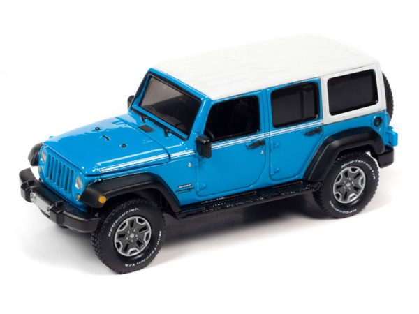 aw64282a4 - 2019 JEEP WRANGLER JK UNLIMITED SPORT - CHIEF BLUE