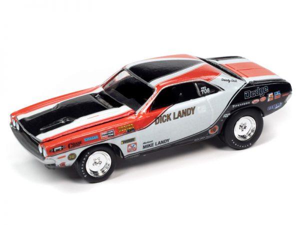 jlpk011a2 - 1970 SUPERBIRD & 1970 CHALLENGER....Johnny Lightning Twin Pack 2020 Release 2