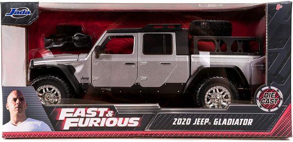 31984 - 2020 Jeep Gladiator - Fast & Furious