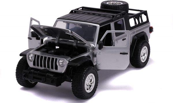 31984a - 2020 Jeep Gladiator - Fast & Furious