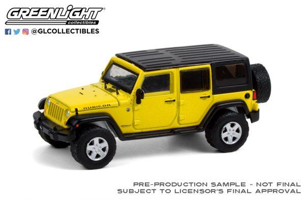 35190 e 2008 jeep wrangler unlimited rubicon detonator yellow deco b2b - 2008 Jeep Wrangler Unlimited Rubicon in Detonator Yellow