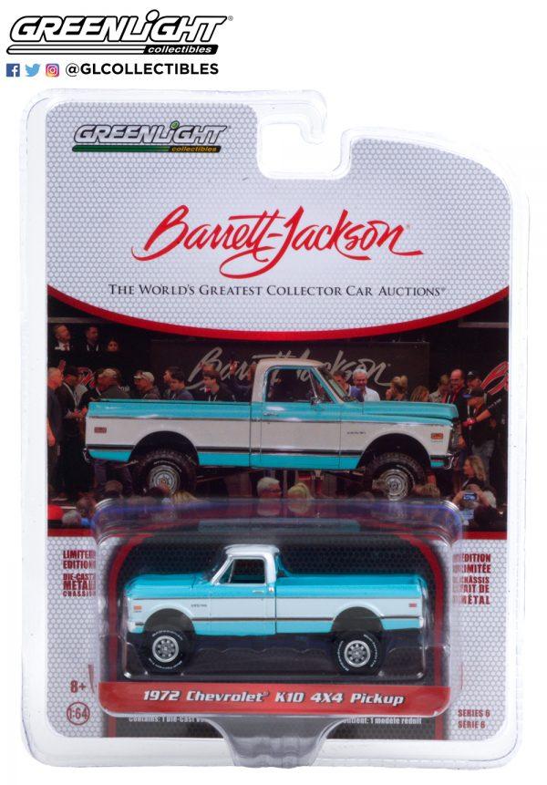 37220 d 1972 chevrolet k10 4x4 pickup turquoise pkg b2b - 1972 Chevrolet K10 4X4 Pickup TRUCK in Turquoise (Lot# 764.1)