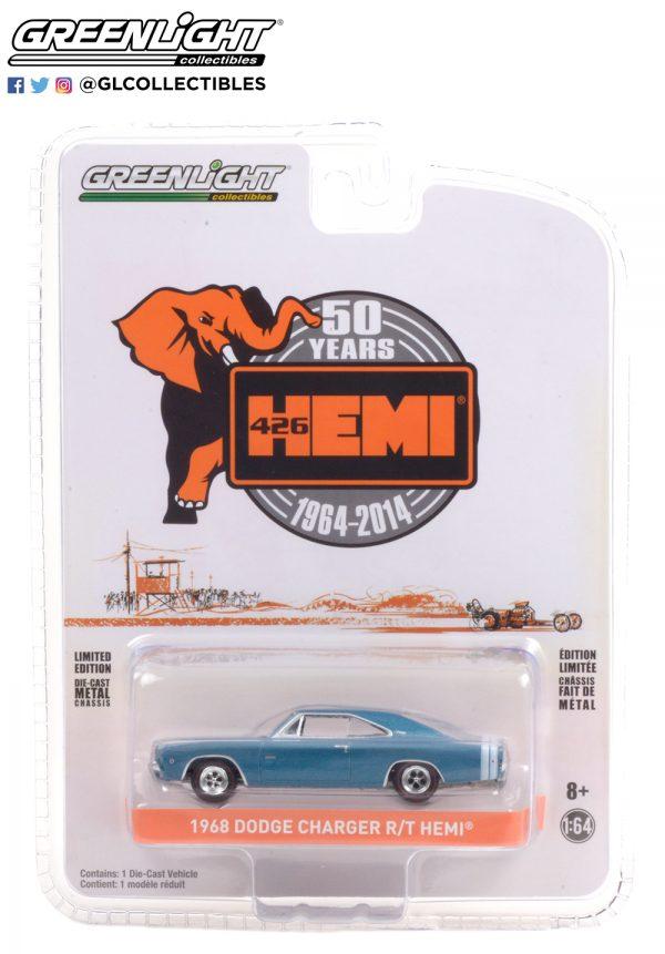 28060 e 1968 dodge hemi charger rt 426 hemi 50 years pkg b2b - 1968 Dodge HEMI Charger R/T - 426 HEMI 50 Years