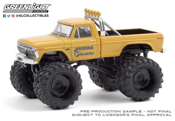 49080 b arizona sidewinder 1975 ford f 250 monster truck front b2b - Arizona Sidewinder - 1975 Ford F-250 Monster Truck
