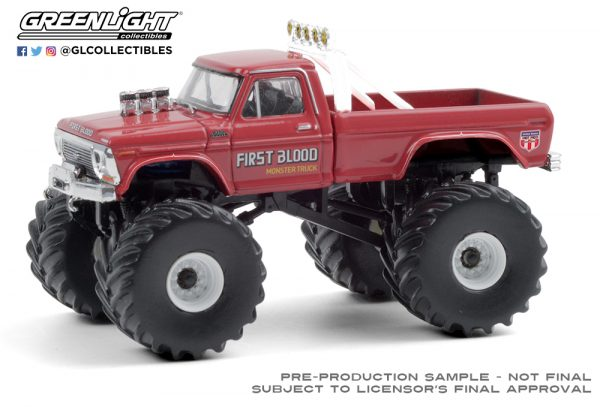 49080 c first blood 1978 ford f 250 monster truck front b2b - First Blood - 1978 Ford F-250 Monster Truck