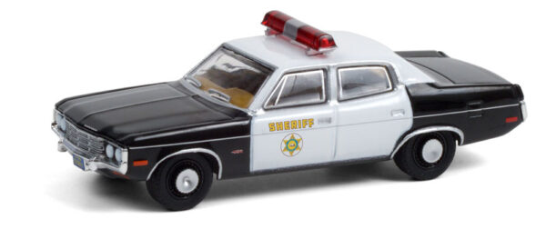 44910 a - Gone in Sixty Seconds (1974) - 1973 AMC Matador - Los Angeles County Sheriff, California