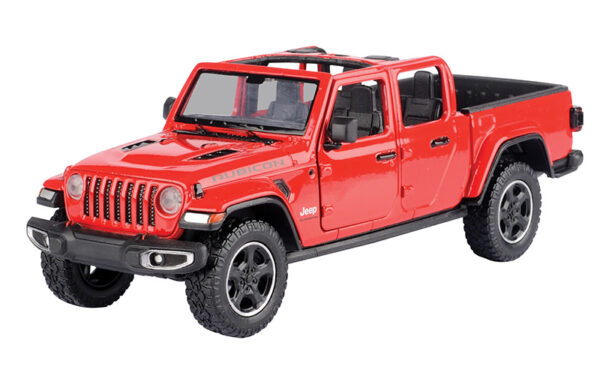 79370r - 2021 Jeep Gladiator Rubicon with Open Top in Red