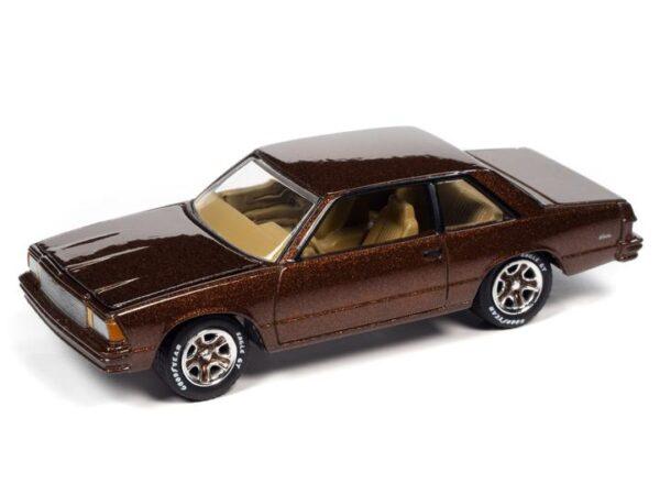 - 1979 Chevrolet Malibu (Dark Brown Poly)