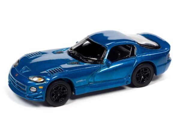 - 1997 Dodge Viper GTS (Viper GTS Blue)