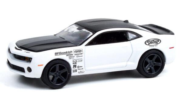 39070 f - 2012 Chevrolet Camaro Test Car 'White Monster'