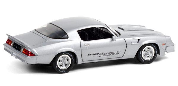 13594a - 1981 Chevrolet Z/28 Yenko Turbo Z in Turbo Silver