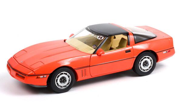 13595 - 1984 Chevrolet Corvette C4 - Hugger Orange - Jim Gilmore & AJ Foyt Limited Edition Special Order (Only 2 Produced)