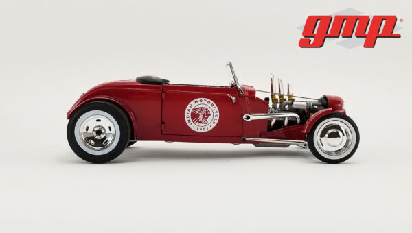 18958h - 1934 HOT ROD ROADSTER - INDIAN MOTORCYCLE SINCE 1901 - GMP