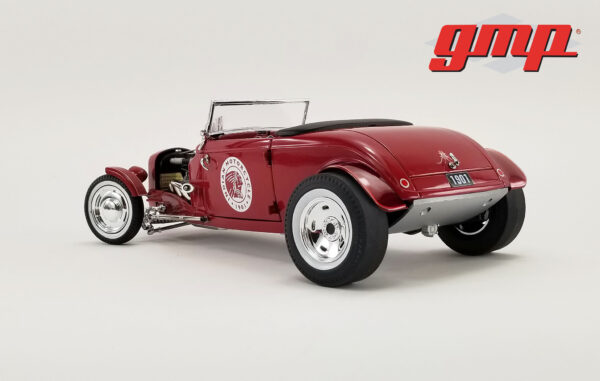 18958j - 1934 HOT ROD ROADSTER - INDIAN MOTORCYCLE SINCE 1901 - GMP