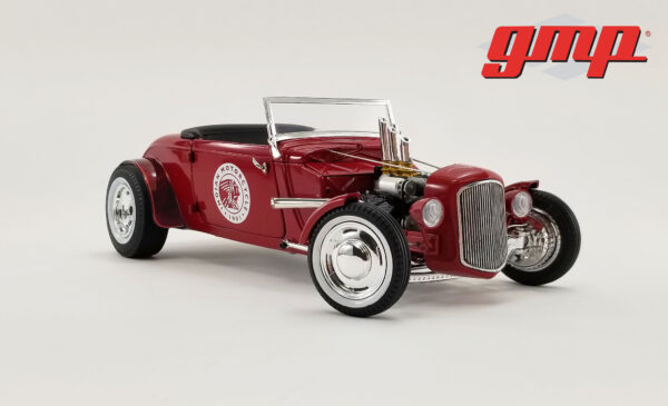 18958y - 1934 HOT ROD ROADSTER - INDIAN MOTORCYCLE SINCE 1901 - GMP