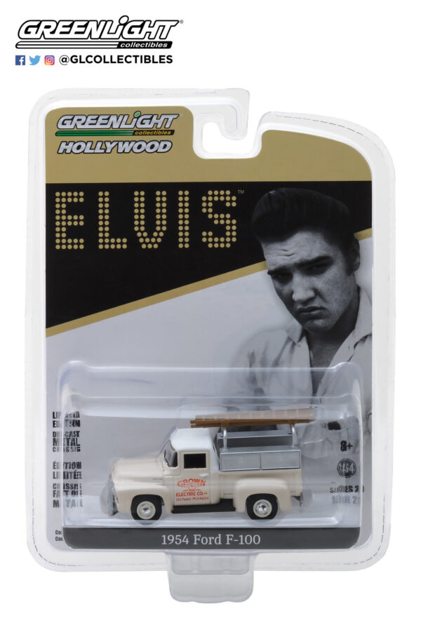 27833372558 1e172f9922 k - 1954 FORD F-100 PICK UP TRUCK - HOLLYWOOD SERIES 20 - ELVIS