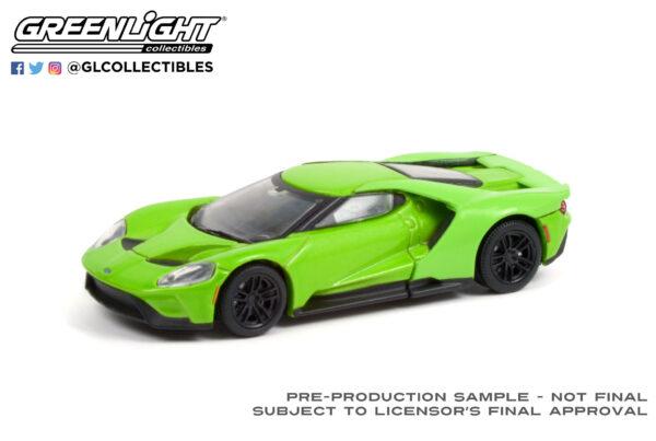 37230e - 2017 Ford GT (Lot #1417) - Verde Mantis